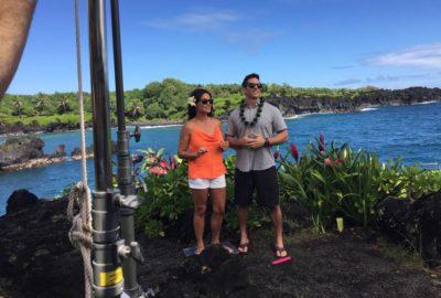 Mark In Set In Hawaii